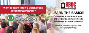 QuickBooks Step-by-Step: An Introductory Workshop @ U.S. Small Business Administration